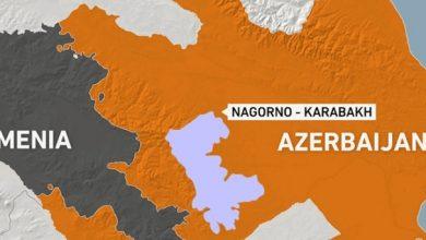 Photo of Armenia and Azerbaijan ministerial meet