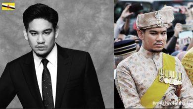 Photo of Momen mourns Brunei Prince death