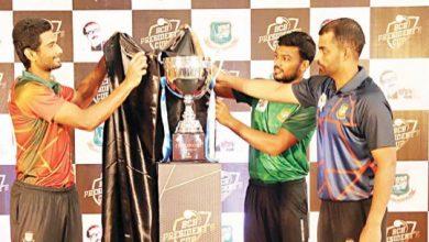 Photo of Cricket returns with President Cup