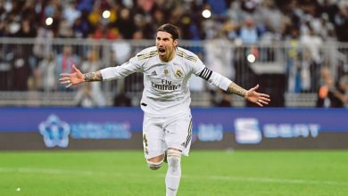 Photo of Ramos to return field