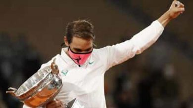 Photo of Nadal clinches French Open