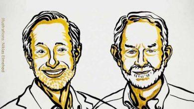 Photo of American duo win Nobel in economics
