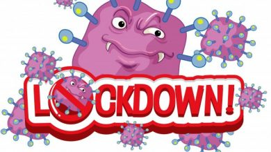 Photo of 'lockdown' is word of the year