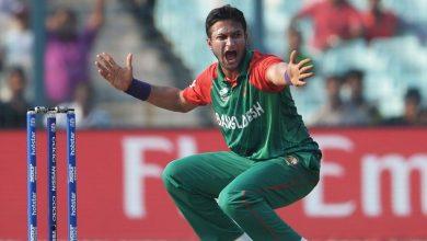 Photo of Shakib top among ODI all-rounder