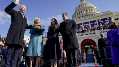 Photo of Biden era begins