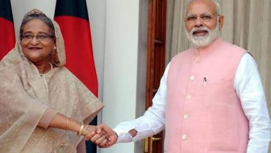 Photo of Hasina-Modi talks March 27