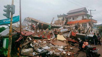 Photo of Earthquake rocks Indonesia