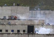 Photo of Ecuador prison riots claim 62