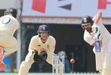 Photo of India push lead in Chennai test