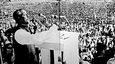 Photo of Nation observes historic March 7