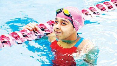 Photo of Swimmer Junaina goes Olympics