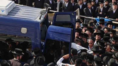 Photo of Israel stampede leaves 44