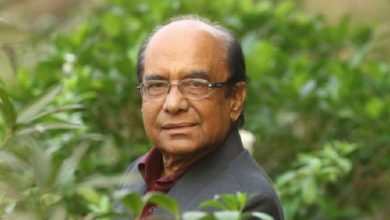 Photo of Prof Shamsuzzaman dies