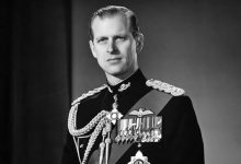 Photo of Prince Philip dies