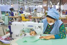 Photo of Apparel factories remain open
