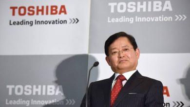 Photo of Toshiba CEO Nobuaki resigns