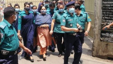 Photo of Rozina lands in jail