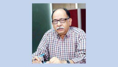 Photo of Bangla Academy DG Habibullah passes away