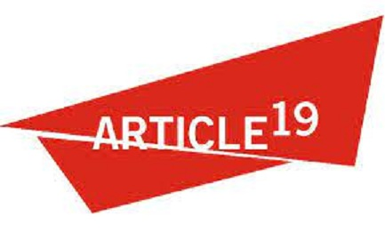 Harassment of  on-duty journalist is unacceptable: ARTICLE 19