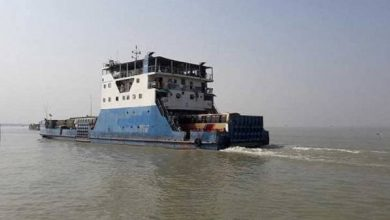 Photo of Ferry service suspended