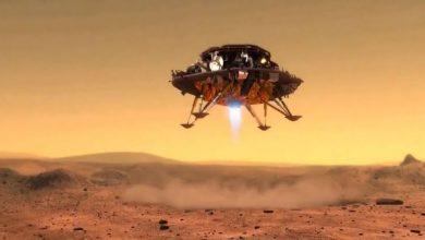 Photo of China rover makes Mars landing