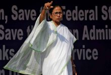 Photo of Mamata sworn in