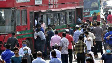 Photo of Public transports opens before Eid