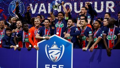 Photo of PSG retains French Cup