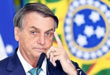 Photo of Brazil president fined for rule violation