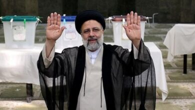Photo of Raisi new Iran president