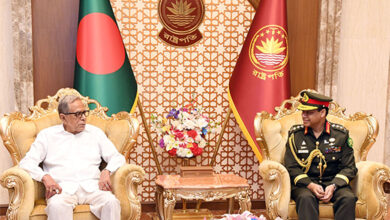Photo of President asks Army to stand by need of people