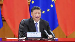 Photo of Xi lauds 'new horizon' for humanity in space