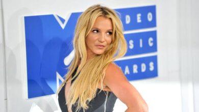 Photo of Britney to address Court