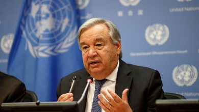 Photo of Guterres on second term