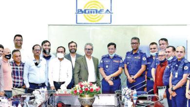Photo of Bgmea seeks coop from industrial police
