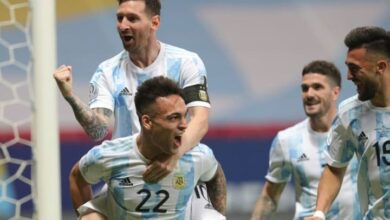 Photo of Copa21: Argentina beat Brazil