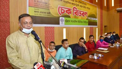 Photo of Journalists empowers powerless in society