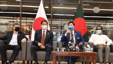 Photo of Japan to send over 3m AstraZeneca jabs