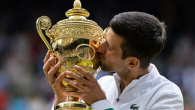 Photo of Djokovic to play Olympics 'with much pride'