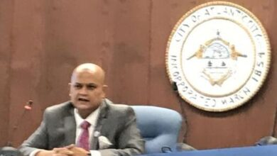 Photo of Atlantic city councilman Morshed assaulted