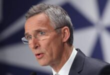 Photo of NATO chief urges 'negotiated settlement' in Afghanistan