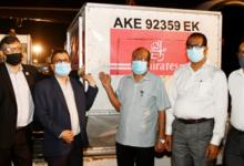 Photo of US made ventilators arrive via India