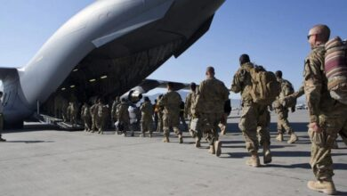 Photo of US troops pull out of Afghanistan