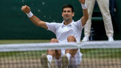 Photo of Djokovic chases calendar-year Grand Slam