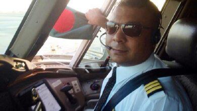 Photo of Biman to bring Captain Nawshad body soon