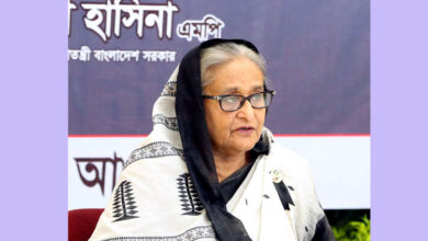Photo of PM renews vow to foil aim behind Bangabandhu killing