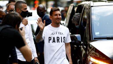 Photo of Ronaldinho wishes Messi