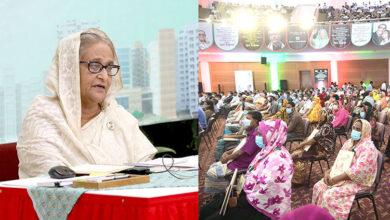 Photo of Implementation of Bangabandhu's dream
