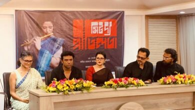 Photo of Porimoni did not talk about anything outside the movie at the press conference