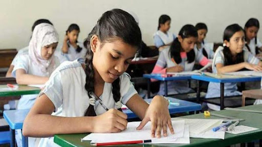 There will be no annual examination till third class